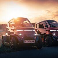 Este pequeño coche eléctrico cuesta 12.500 euros y es capaz de variar su anchura para aparcar