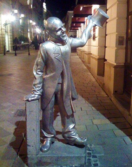 Estatua de Bratislava