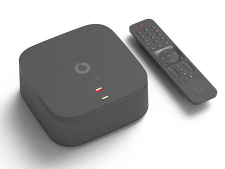 Vodafone anuncia su nuevo deco: el TV 4K Pro incluye altavoces Bang & Olufsen, soporte para 4K HDR, WiFi 6 y Alexa como asistente