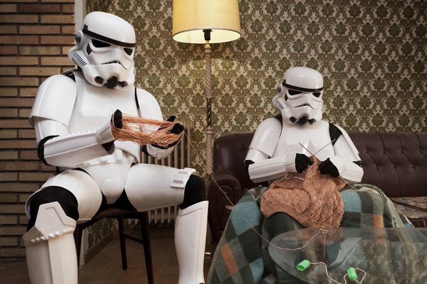 Foto de El día a día de los Stormtroopers (14/16)
