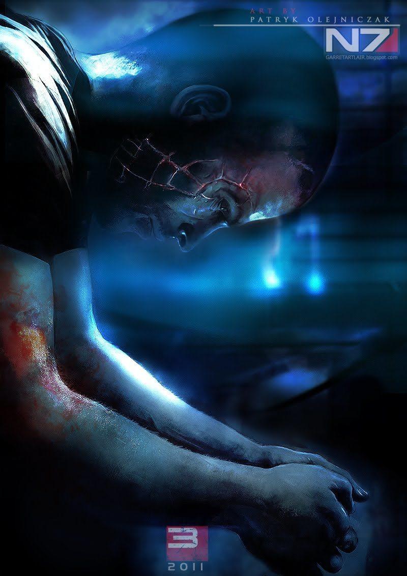 Foto de Fanarts de 'Mass Effect' (3/4)