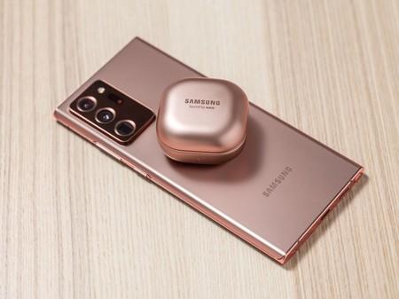 Samsung Galaxy Buds Live Oficial Carga