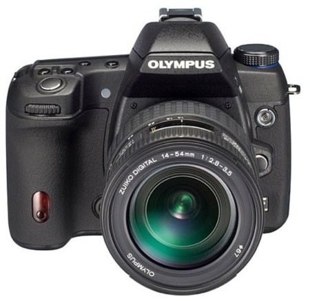 Olympus con micro cuatro tercios