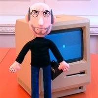 Imagen de la semana: Steve Jobs regresa... en forma de muñeco