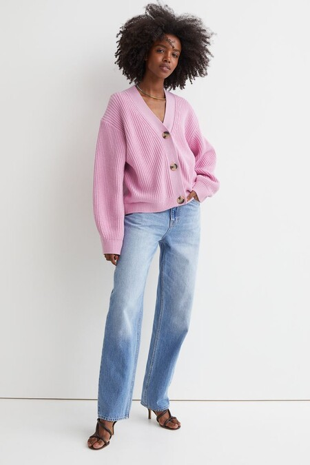 Canale Knit Cardigan