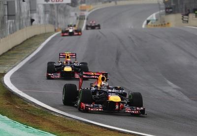 La FIA defiende ante los medios la legalidad del adelantamiento de Sebastian Vettel