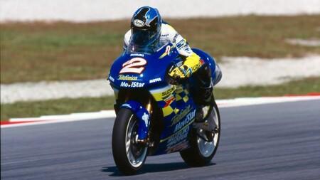 Kenny Roberts Jr Cataluna Motogp 2000