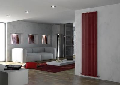 Arpa, el nuevo radiador de diseño de Irsap para subir la temperatura este invierno