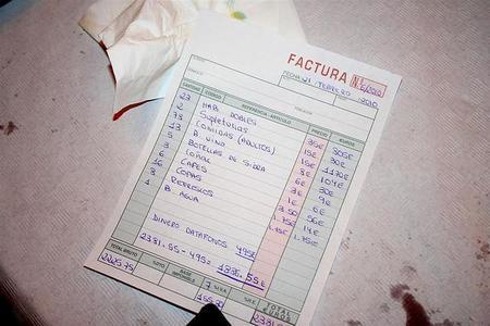 Errores al facturar