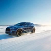 Fotos y vídeo del Jaguar F-Pace en plenas pruebas de producto