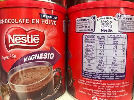 Cacao Polvo Nestle