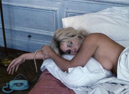 Monica Bellucci de rubia para 'Le Deuxième souffle'