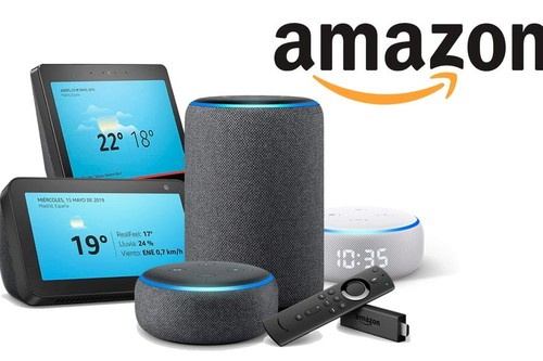 Altavoces Amazon Echo y Fire TV Stick en oferta: ahorra y disfruta de Alexa y Amazon Prime Video