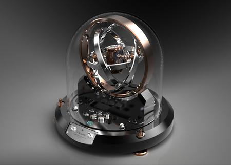 Gyrowinder de Döttling cuida de tu reloj, el primer Watch Winder que actúa en tres ejes