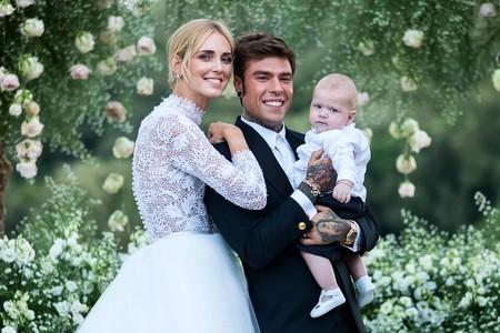 Las alianzas de Chiara Ferragni y Fedez son tan exclusivas como su boda: repletas de diamantes y firmadas por Pomellato