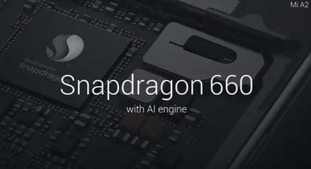 Xiaomi Mi A2 Procesador