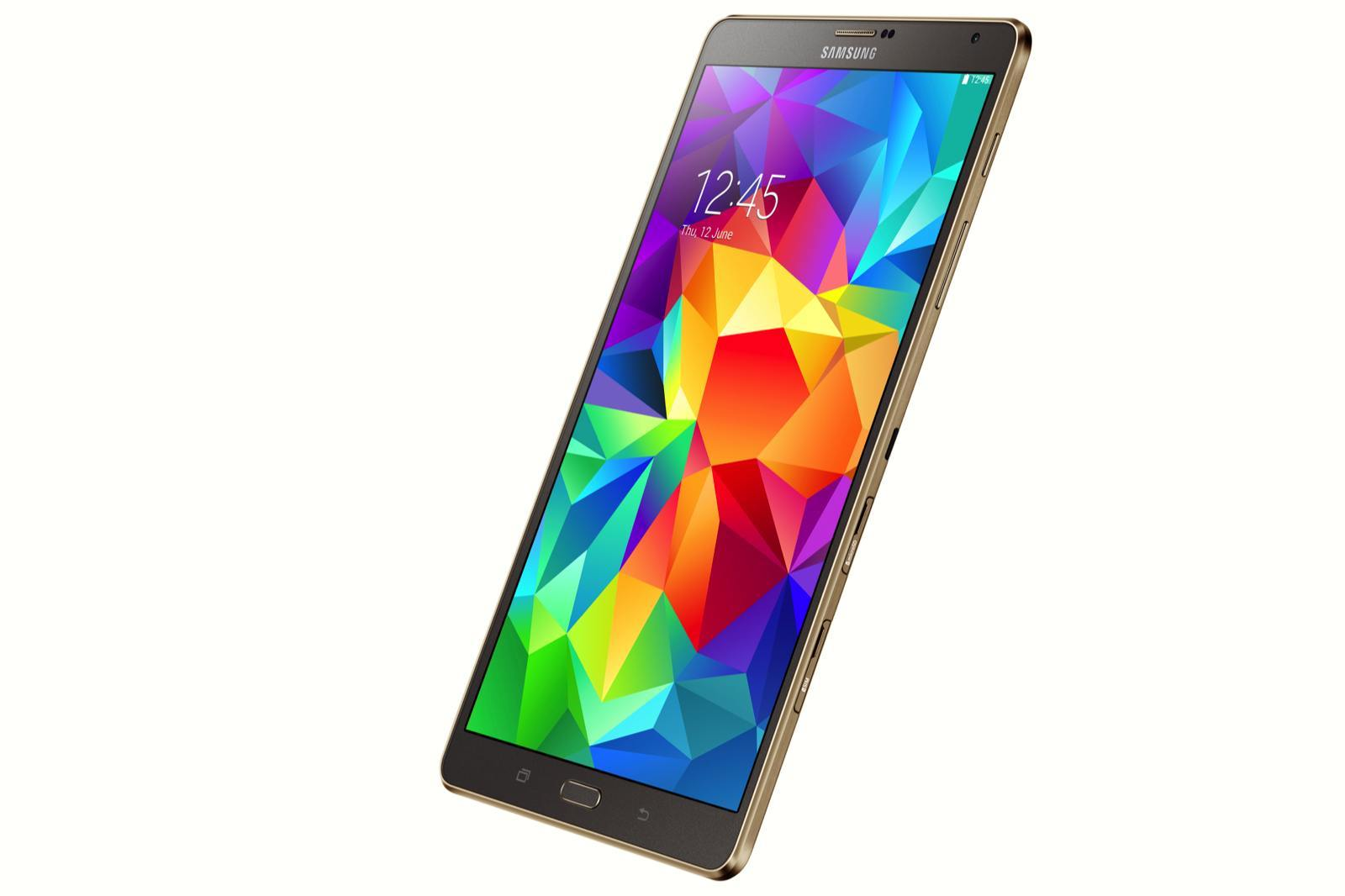 Foto de Samsung Galaxy Tab S (21/52)