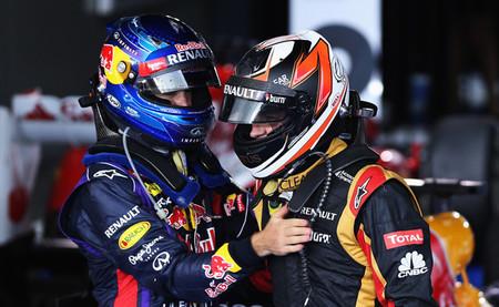 Kimi Räikkönen admite tener dos opciones de cara a 2014