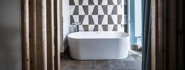Baños que inspiran; los baños del hotel boutique Casa de Indias en Sevilla aúnan tradición con confort y funcionalidad