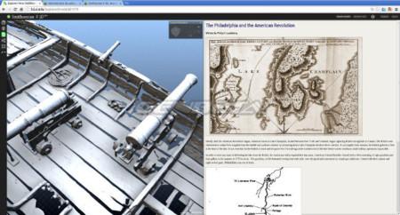 Smithsonian X 3D, artículos vinculados