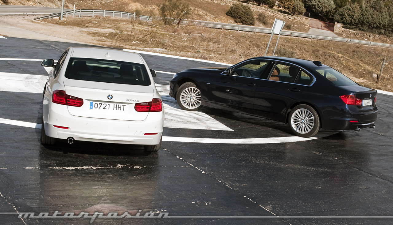 Foto de BMW Serie 3 (presentacion) (10/18)