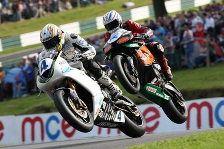 The Mountain de Cadwell Park
