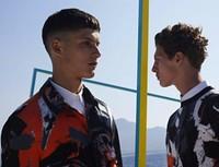 Dior Homme nos presenta su Primavera-Verano 2014 enseñándonos... algo totalmente distinto