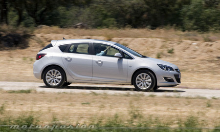 Nuevo 1.6 CDTi de Opel, toma de contacto
