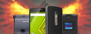 Los 10 teléfonos que marcaron la trayectoria de Motorola