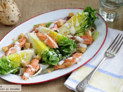 Cuatro recetas de ensaladas proteicas, ideales para una cena ligera