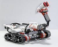 TRACK3R, robot programable con Lego Mindstorms EV3