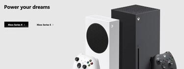 Ya puedes reservar la Xbox Series X y la Xbox Series S: la Microsoft Store y diferentes comercios online abren la precompra
