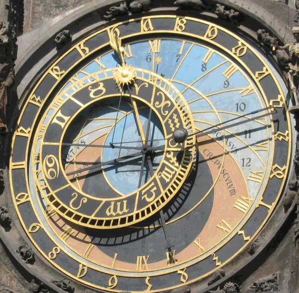 Orloj Astronomicaldial