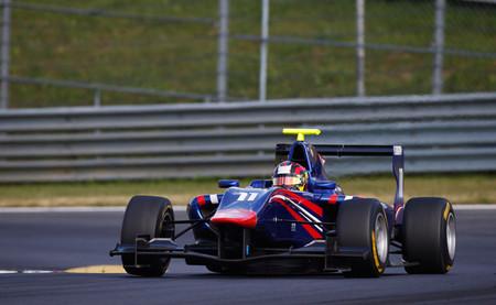 Emil Bernstorff 2014 Austria GP3