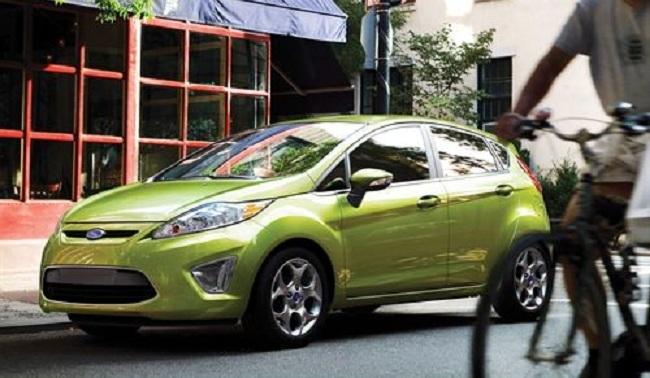 coche ecológico Ford