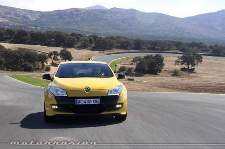 Renault Sport Monitor en acción