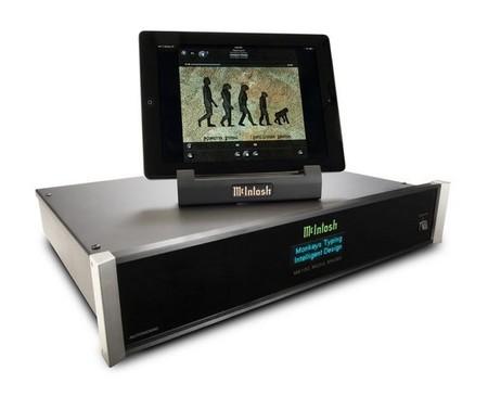 Media Bridge MB100, el nuevo streamer de lujo de McIntosh