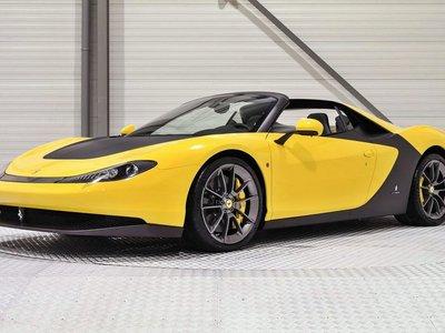 ¡Ofertón! Si tienes 4,3 millones de euros tienes el primer Ferrari Sergio de los seis fabricados