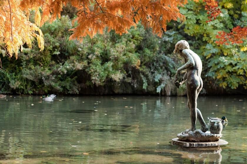 La isla Margarita: el parque más grande de Budapest