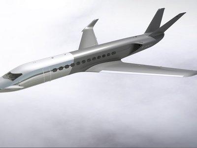 Peugeot HX1, el jet con el que la marca francesa conquistará los cielos