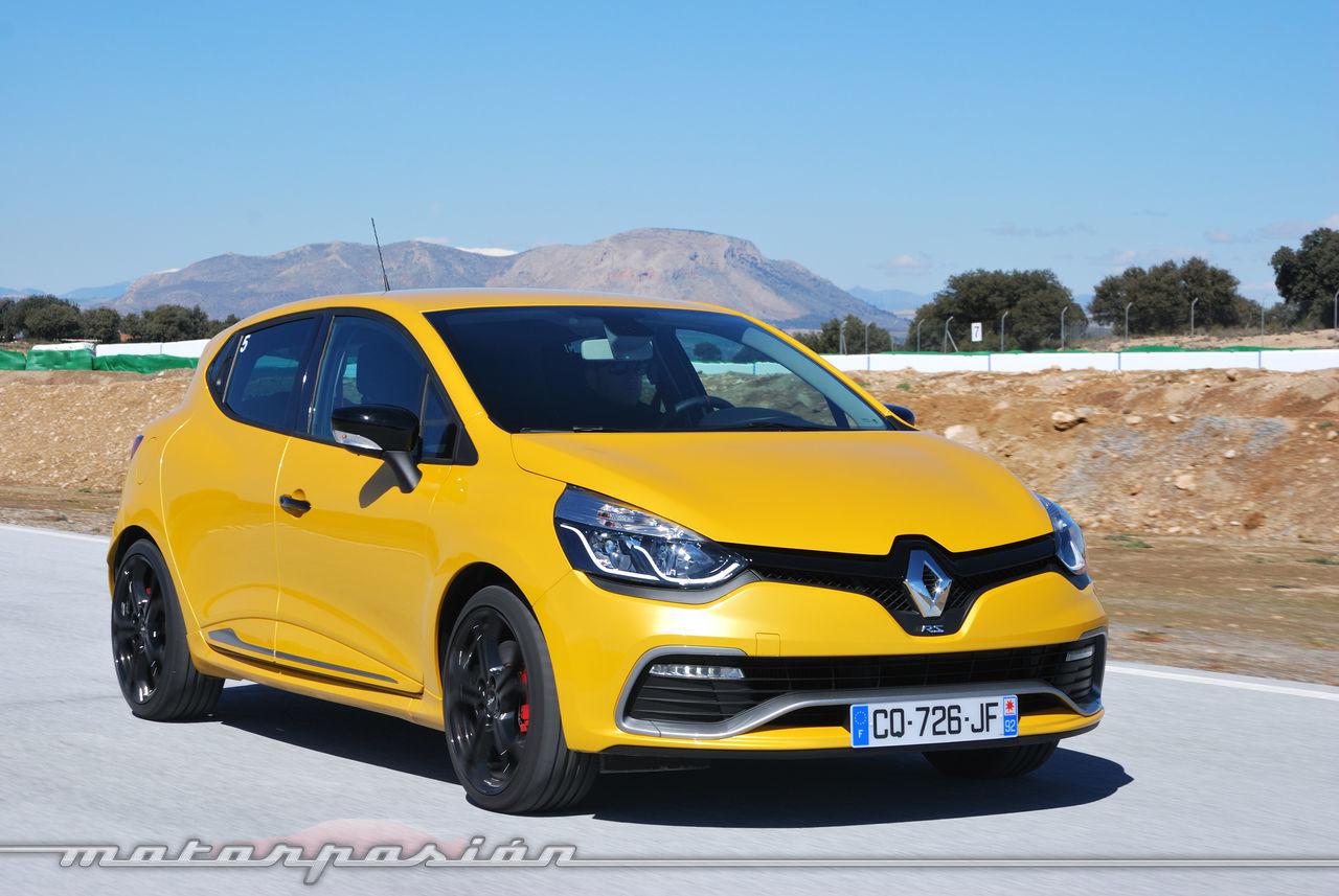 Foto de Renault Clio RS 200 EDC (presentación) (29/49)