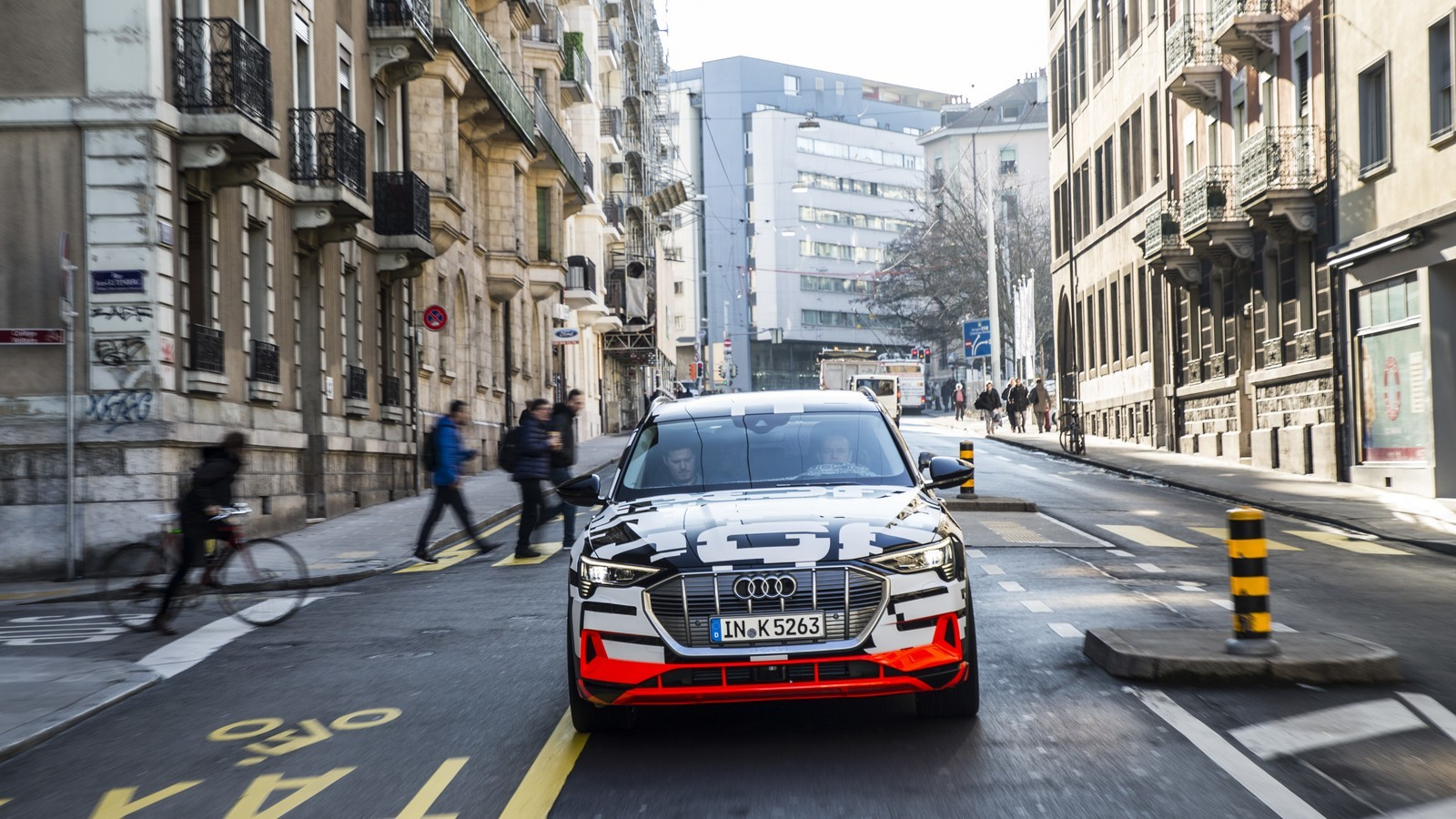 Foto de Audi e-tron prototype (12/21)