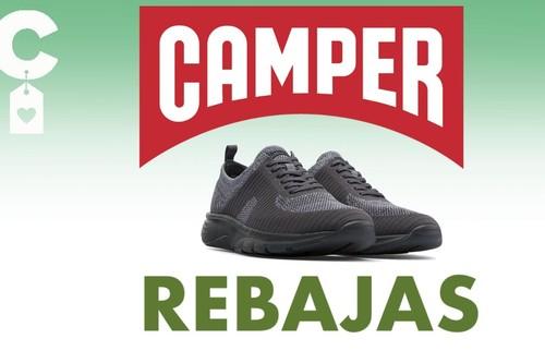 11 ofertas en zapatillas y sandalias Camper para aprovechar sus rebajas  de verano de hasta el 40% de descuento