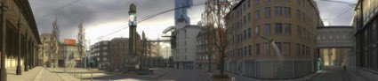 Half-life 2 en panorámica de 360 º