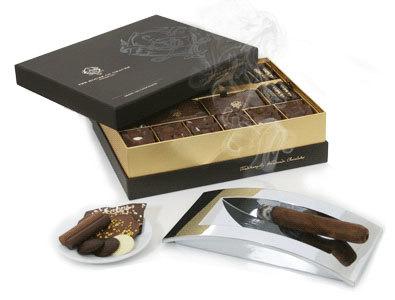 The Aficionados Collection: chocolates de lujo para fumadores