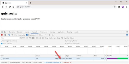 Quic Demo Site Successfully Loaded Using Quic In Chrome 1024x512 1