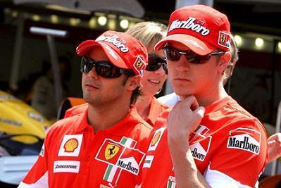 Ferrari debe asumir todos los riesgos por Raikkonen