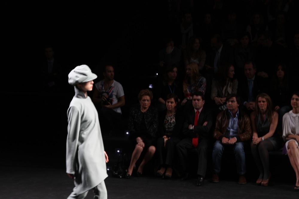 Foto de Jesús del Pozo en la Cibeles Fashion Week Otoño-Invierno 2011/2012 (15/71)