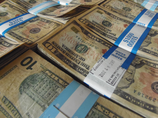 Dinero para la jubilación
