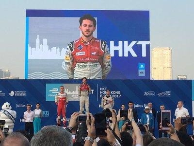 Daniel Abt da a Audi su primera victoria en Fórmula E